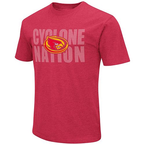 Men's Iowa State Cyclones Motto Tee