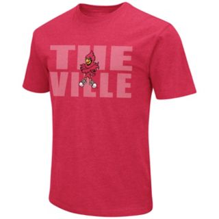 Men's Louisville Cardinals Motto Tee