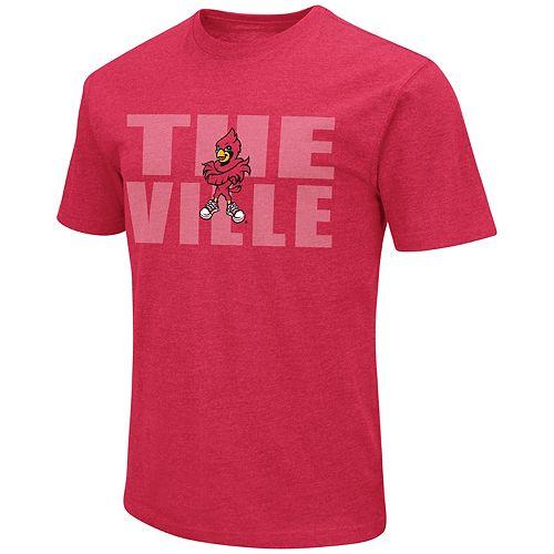 Men's Louisville Cardinals Motto Tee