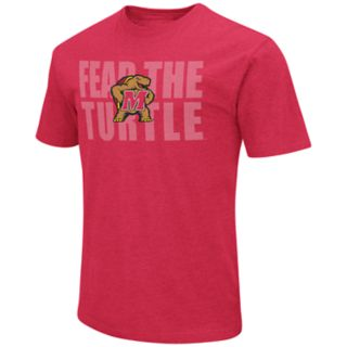 Men's Maryland Terrapins Motto Tee