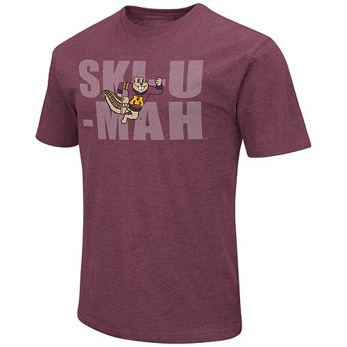Men's Minnesota Golden Gophers Motto Tee