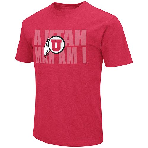 Men's Utah Utes Motto Tee