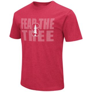 Men's Stanford Cardinal Motto Tee