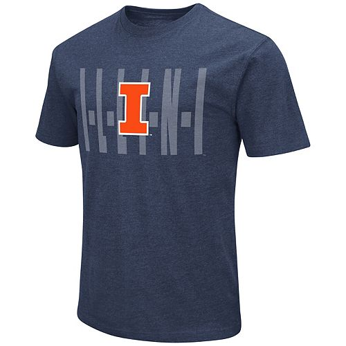 Men's Illinois Fighting Illini Motto Tee