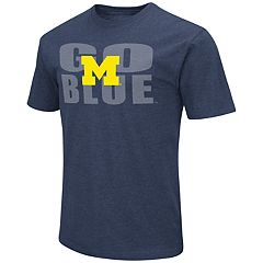 Men's Michigan Wolverines Motto Tee
