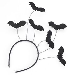 Halloween Bat Antenna Headband