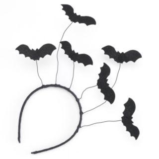 Halloween Bat Antenna Headband