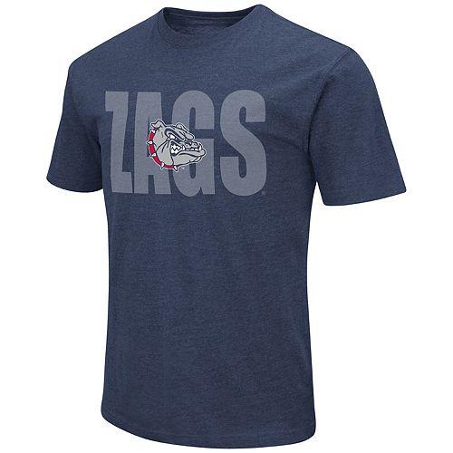 Men's Gonzaga Bulldogs Motto Tee