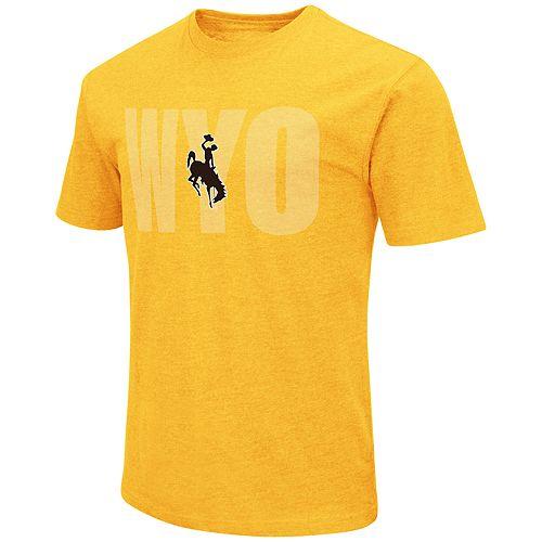 Men's Wyoming Cowboys Motto Tee