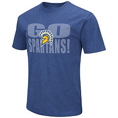 Men's San Jose State Spartans Motto Tee