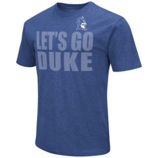 Men's Duke Blue Devils Motto Tee