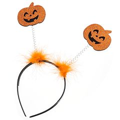 Pumpkin Antenna Headband