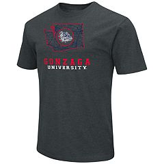 Men's Gonzaga Bulldogs State Tee