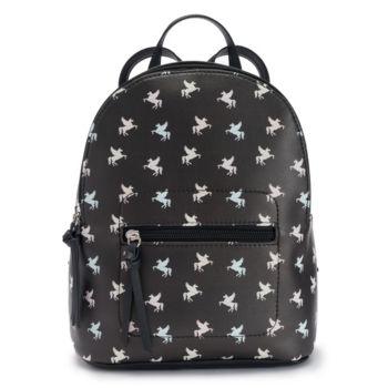 T-Shirt & Jeans Flying Unicorn Mini Backpack