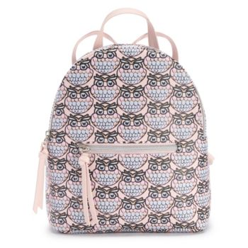 T-Shirt & Jeans Owl Mini Backpack
