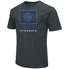 Men's Air Force Falcons State Tee