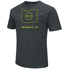 Men's Oregon Ducks State Tee