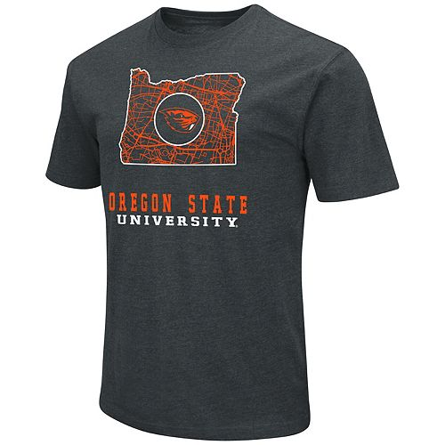 Men's Oregon State Beavers State Tee