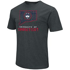 Men's UConn Huskies State Tee