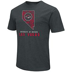 Men's UNLV Rebels State Tee