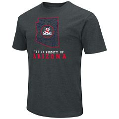 Men's Arizona Wildcats State Tee