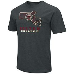 Men's Boston College Eagles State Tee