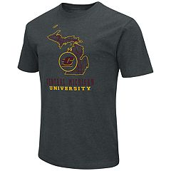 Men's Central Michigan Chippewas State Tee