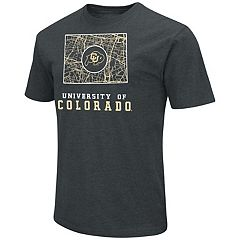 Men's Colorado Buffaloes State Tee