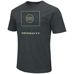 Men's Colorado State Rams State Tee