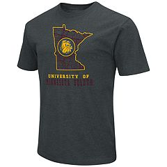 Men's Minnesota - Duluth Bulldogs State Tee