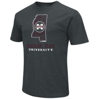Men's Mississippi State Bulldogs State Tee