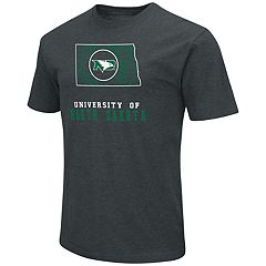 Men's North Dakota Fighting Hawks State Tee