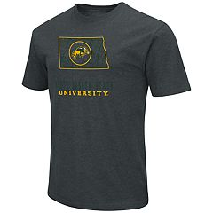 Men's North Dakota State Bison State Tee