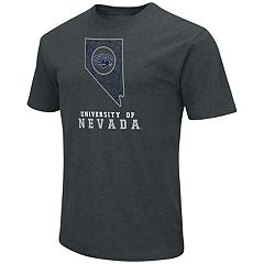 Men's Nevada Wolf Pack State Tee