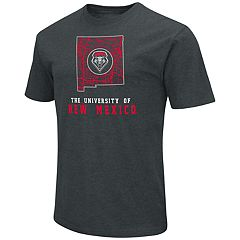 Men's New Mexico Lobos State Tee