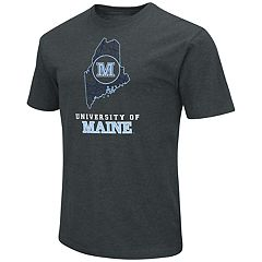 Men's Maine Black Bears State Tee