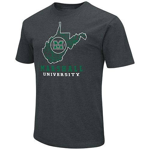 Men's Marshall Thundering Herd State Tee