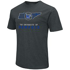 Men's Memphis Tigers State Tee