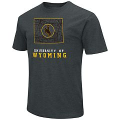 Men's Wyoming Cowboys State Tee