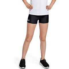 Girls Under Armour HeatGear® Shorty Shorts