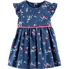 Baby Girl OshKosh B'gosh® Floral Dress