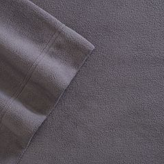 Cuddl Duds Printed Fleece Sheet Set