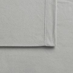 Cuddl Duds Printed Fleece Sheet Set