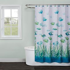 Saturday Knight, Ltd. Atlantis Shower Curtain
