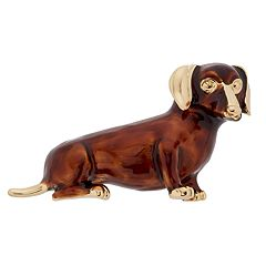 Pet Friends Dachshund Pin