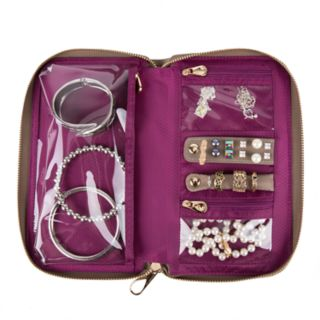 Travelon Tailored Jewelry Case