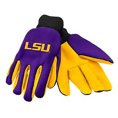 NCAA LSU Tigers Team Logo Utility Gloves