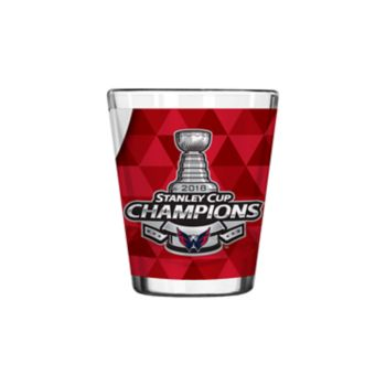 Boelter Washington Capitals 2018 Stanley Cup Champions Shot Glass
