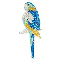 Pet Friends Parakeet Pin