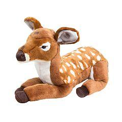 FAO Schwarz 18-inch Fawn Toy Plush